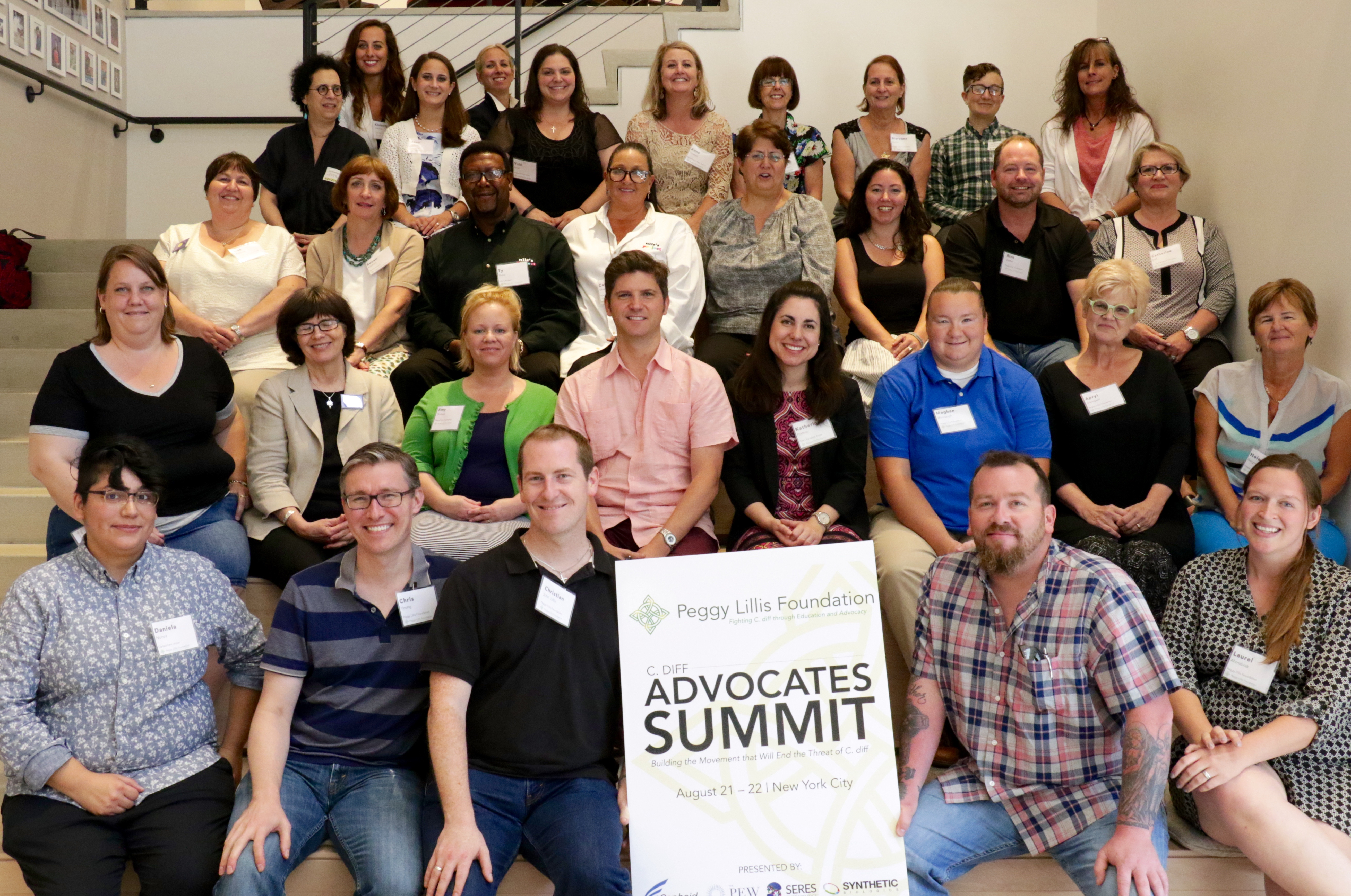 C. diff Advocates Summit Group