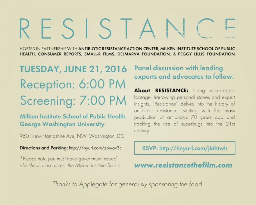 Resistance Screening Panel Discussion Peggy Lillis Foundation