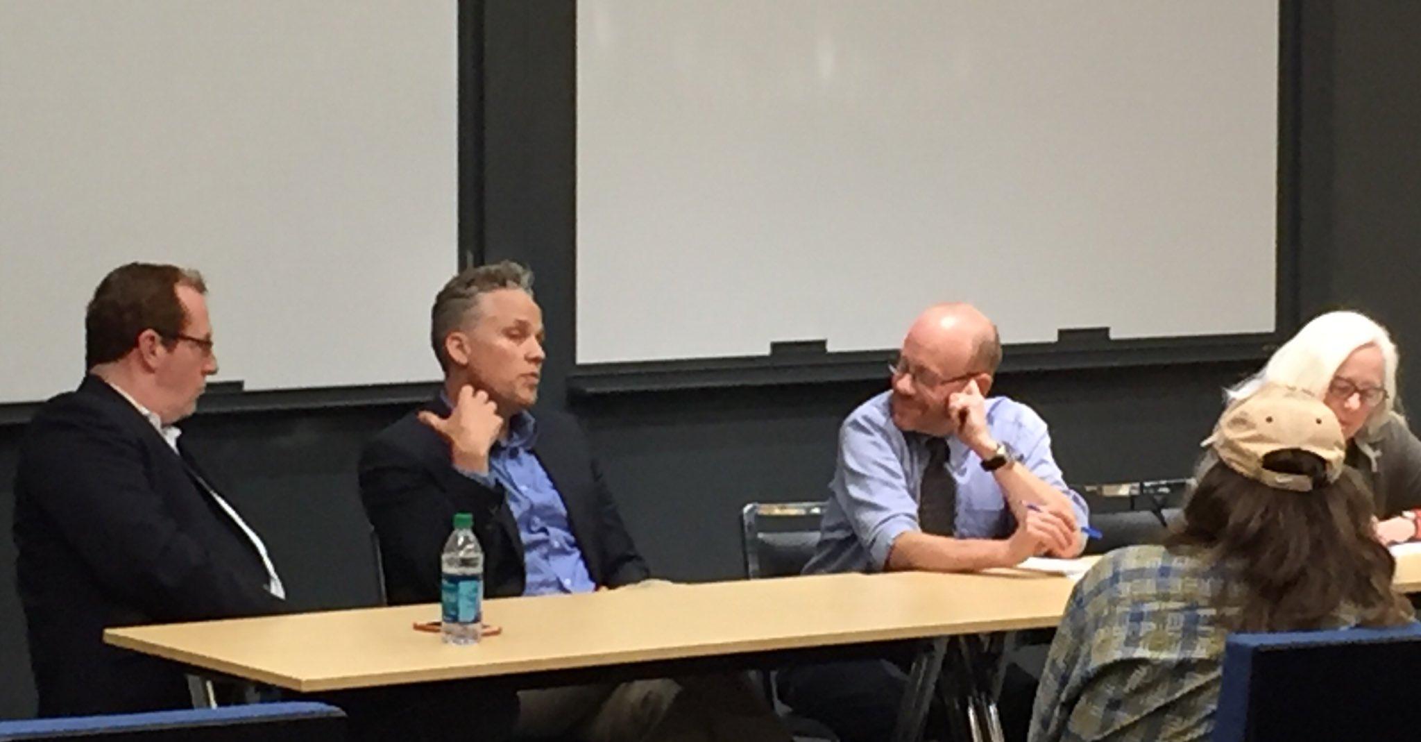GWU Panel Discussion