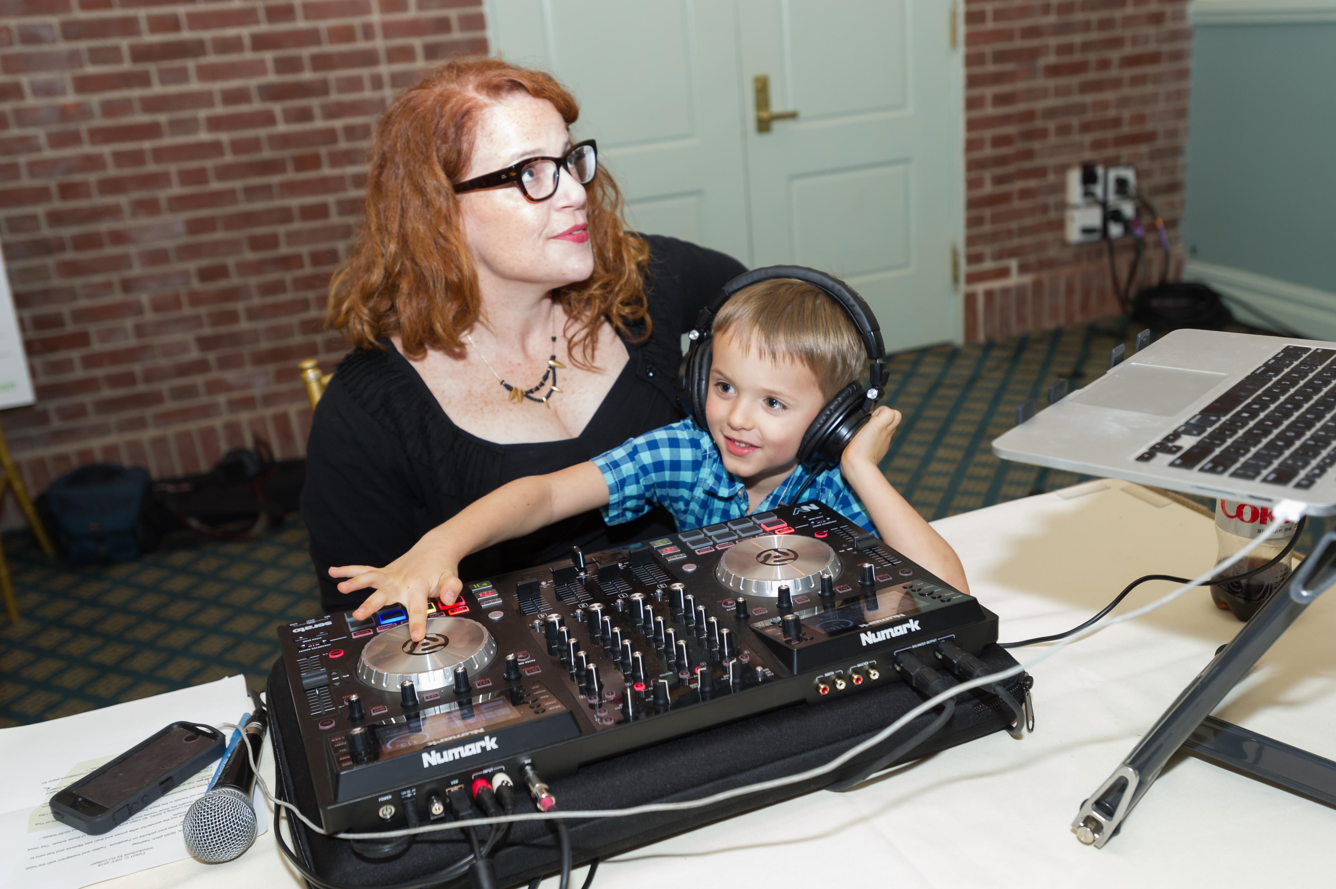 DJ Colleen Crumbcake