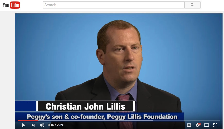 Christian Lillis in CDC Video