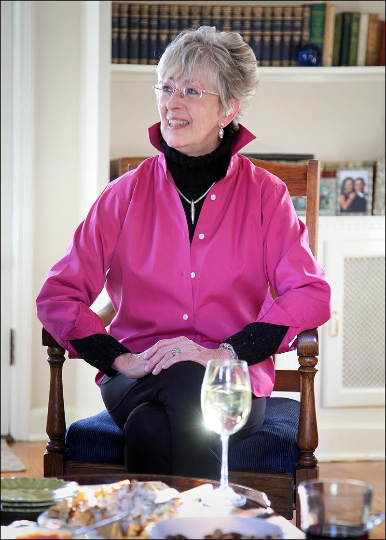 Author Trish P Portrait